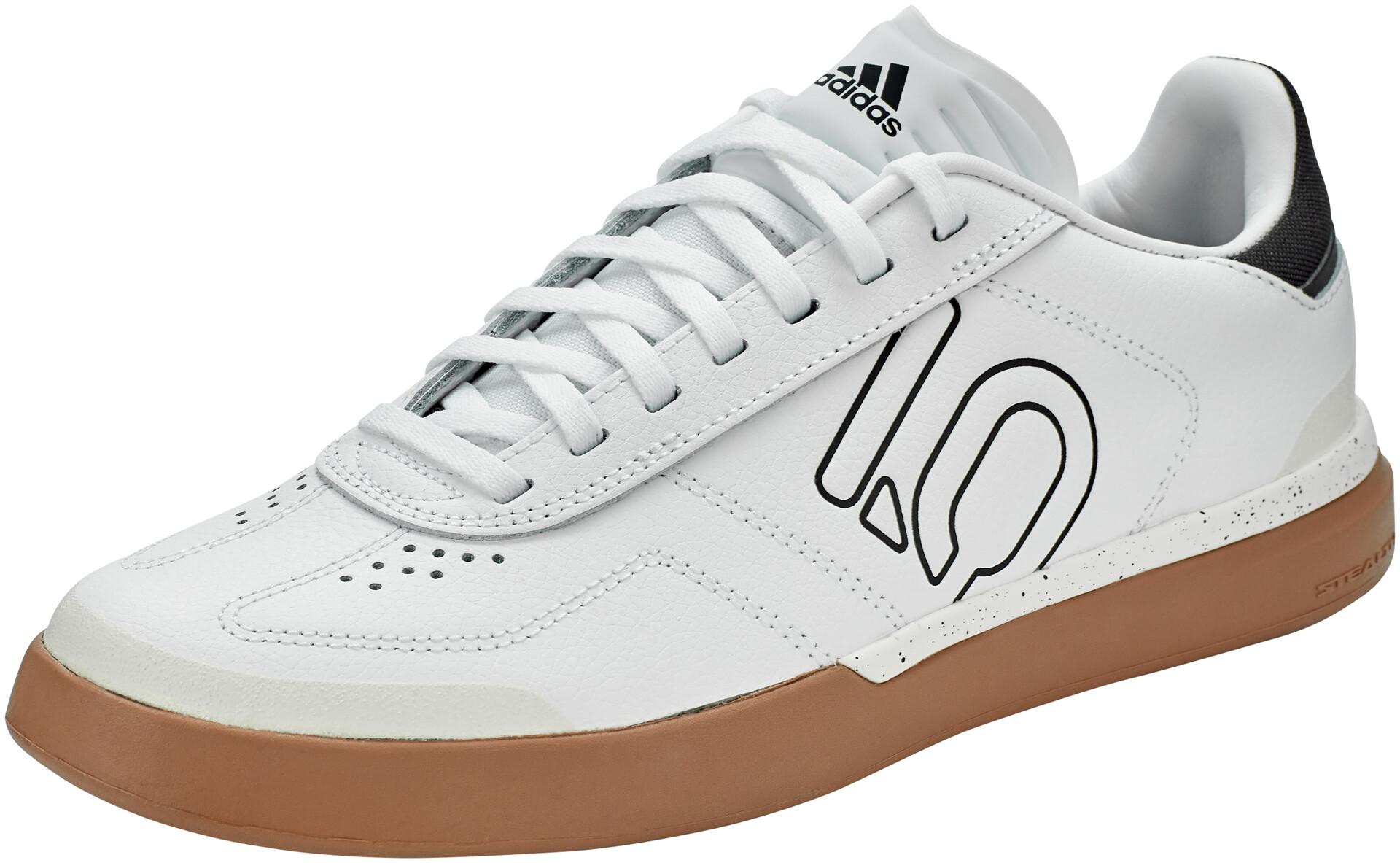 adidas Five Ten Sleuth DLX Mountain Bike Shoes Men footwear white/core black/gum M2